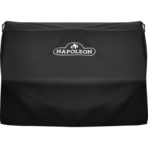 """Built-in Grill Cover - 30"""" x 24"""" - Polyester - Black"""