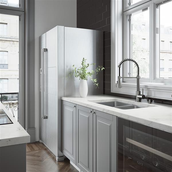 VIGO Kitchen Sink, Grids and Strainers -  29-in X 18-in