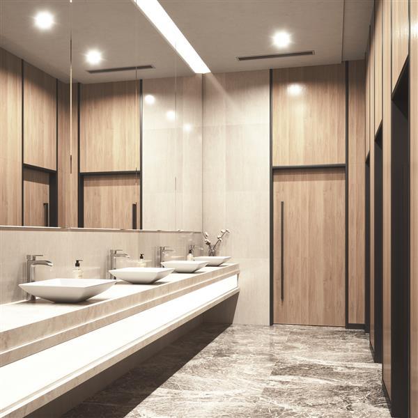 Vasque et robinet de salle de bain «Hibiscus», chrome