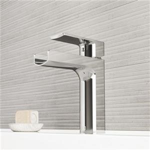 Robinet de salle de bain monotrou «Ileana», 1 poignée
