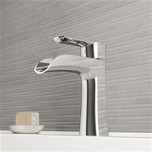 Robinet monotrou pour salle de bain «Paloma», 1 poignée
