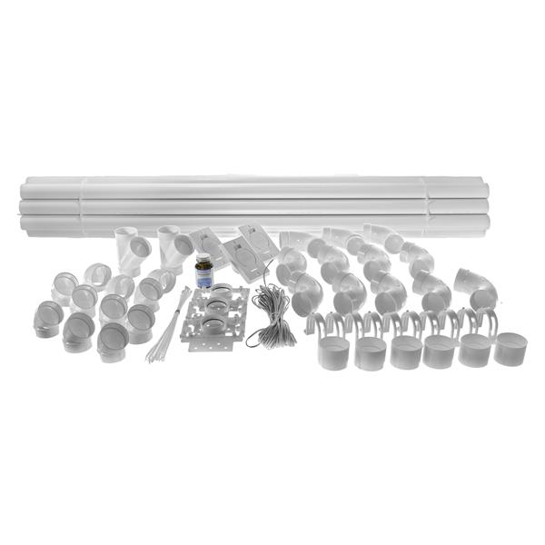 Drainvac Installation Kit for Central Vacuum