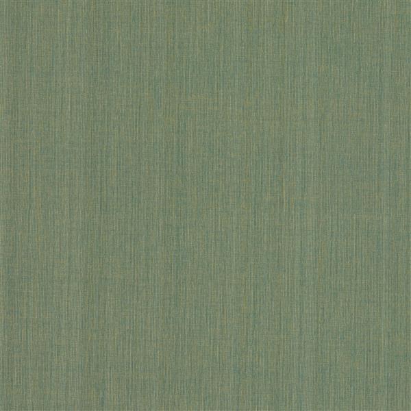 "CorLiving Resin Wicker Patio Ottoman - Grey / Sage Green - 32"" x 32"""