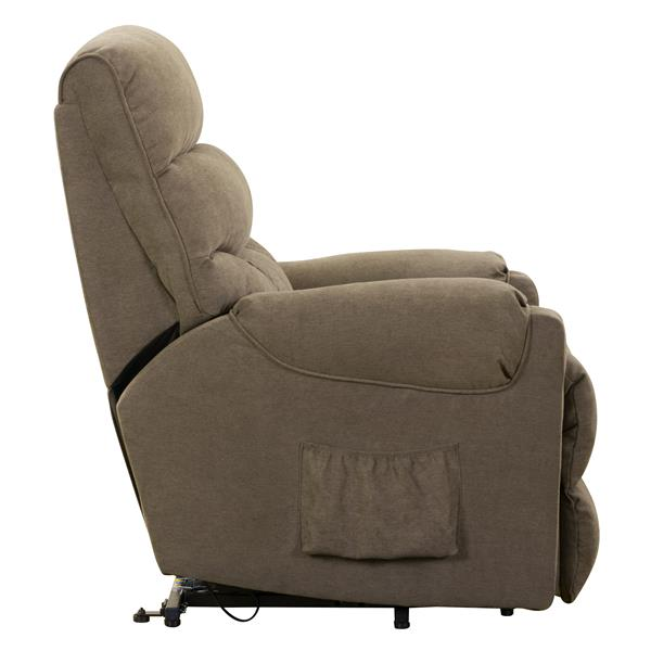 CorLiving Power Lift Assist Recliner, Brown