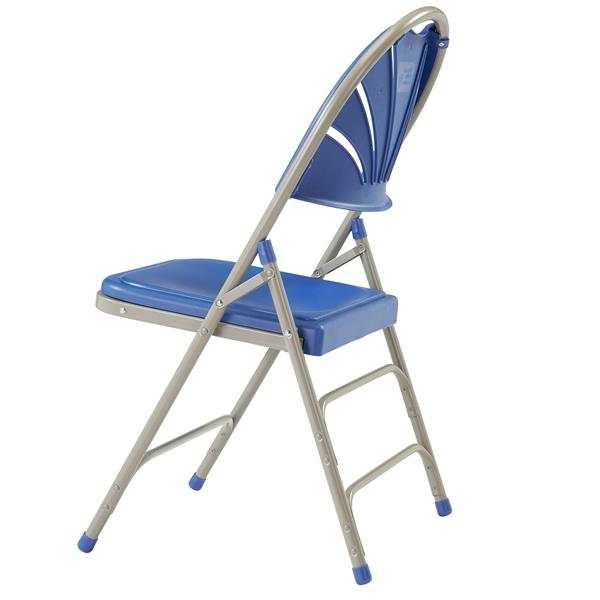 National Public Seating 1100 Series Fan Back Folding Chair