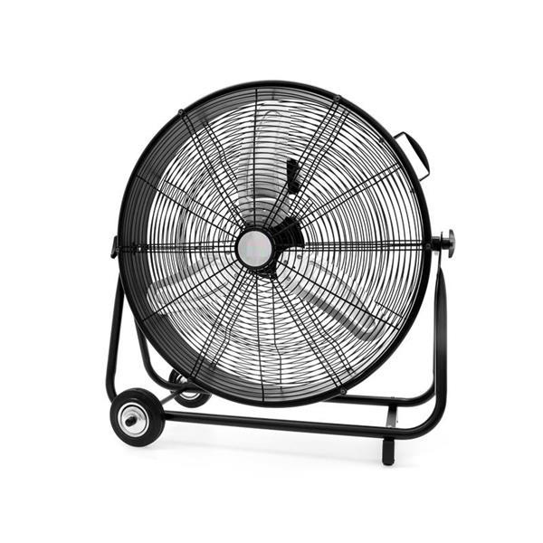 Ecohouzng Utility Drum Fan 24 Inch Black Ct41090c Rona