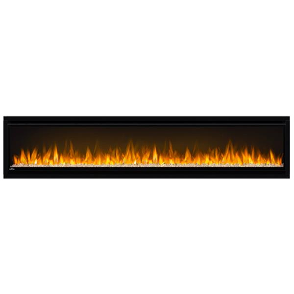Napoleon Alluravision Slim Wall Electric Fireplace - 74-in