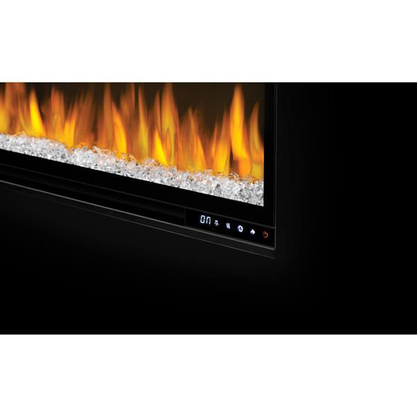 Napoleon Alluravision Deep Wall Electric Fireplace - 74-in