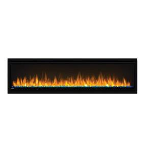 Napoleon Alluravision Slim Wall Electric Fireplace - 60-in
