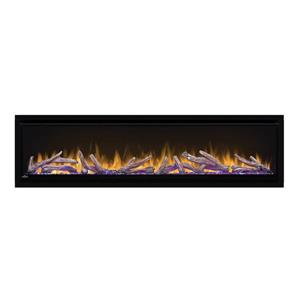 Napoleon Alluravision Deep Wall Electric Fireplace - 60-in