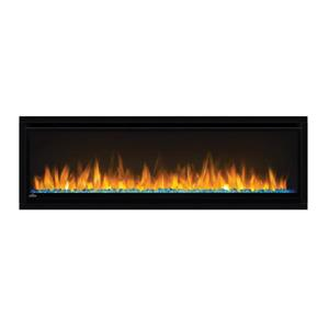 Napoleon Alluravision Slim Wall Electric Fireplace - 50-in