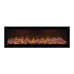 Napoleon Alluravision Deep Wall Electric Fireplace - 50-in