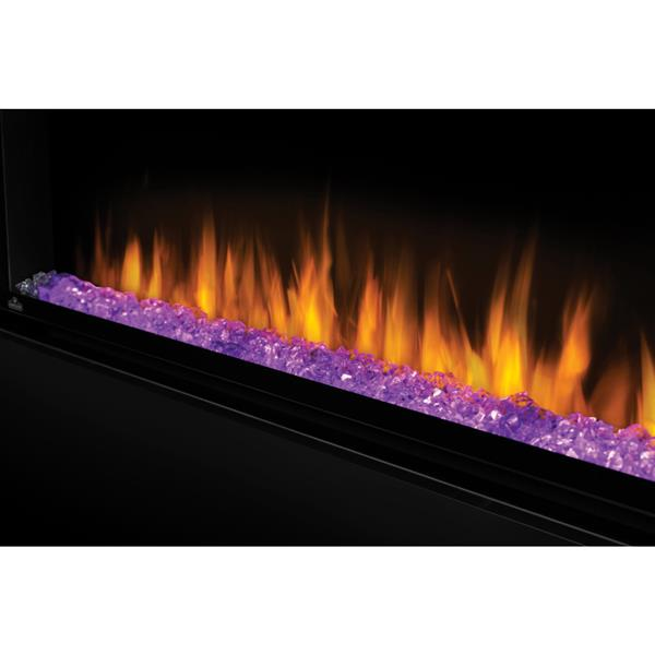 Napoleon Alluravision Slim Wall Electric Fireplace - 5000BTU - 42-in