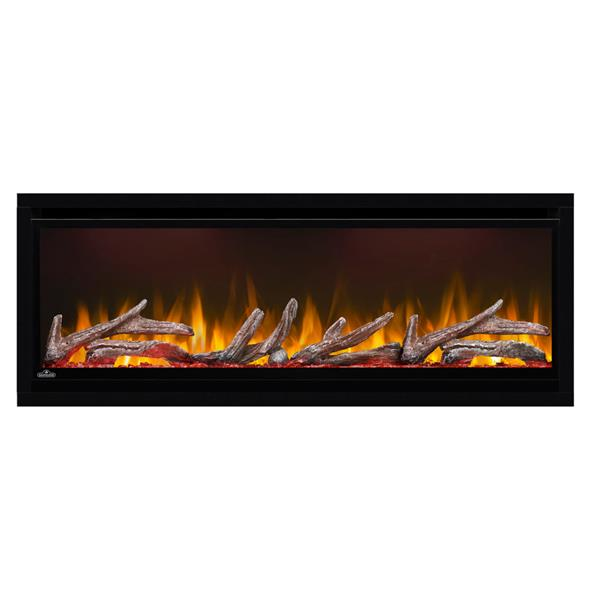 Napoleon Alluravision Deep Wall Electric Fireplace - 42-in