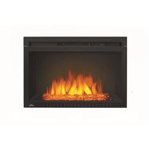 Napoleon Cinema Glass Built In Electric Fireplace - 5000 BTU - 29-in
