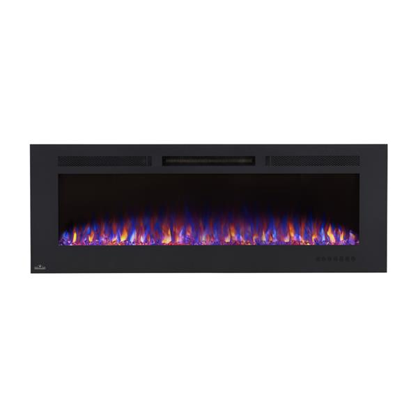 Napoleon Allure Phantom Wall Mount Electric Fireplace - 60-in
