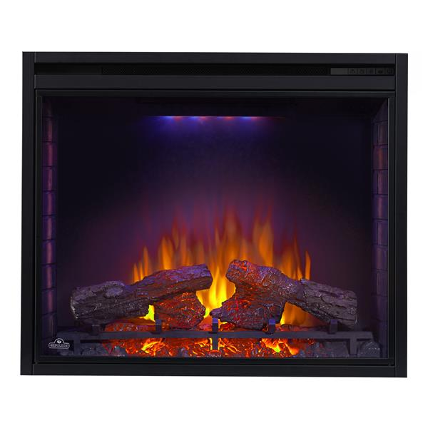 Napoleon Ascent Electric Firebox Insert with LED - 9000 BTU - 33-in