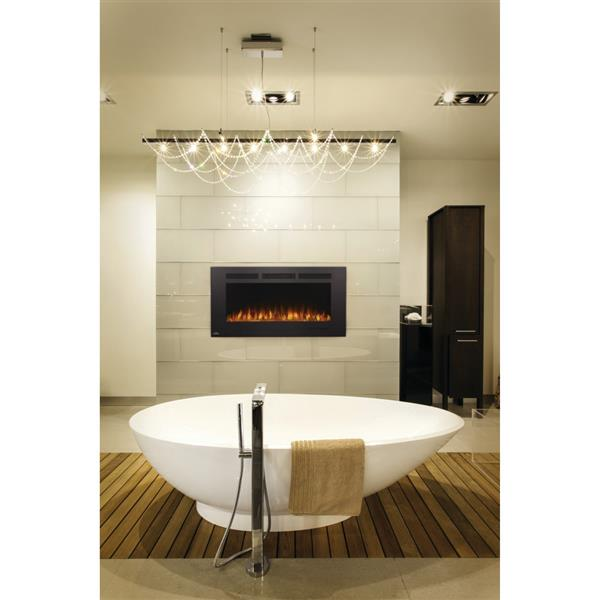 Napoleon Allure Phantom Wall Mount Electric Fireplace - 5000BTU - 42-in