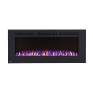 Napoleon Allure Phantom Wall Mount Electric Fireplace -5000 BTU - 50-in