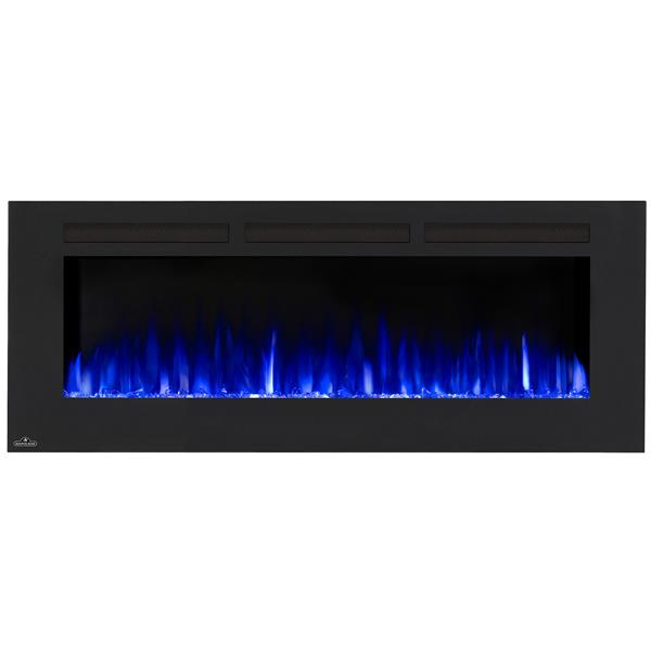 Napoleon Allure Wall Mount Electric Fireplace - 5000BTU - 1500W - 60-in