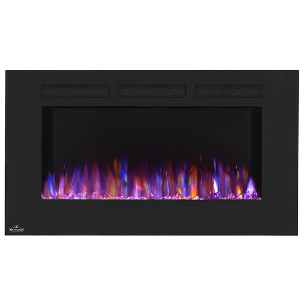 Napoleon Allure Wall Mount Electric Fireplace - 5000BTU - 1500W - 42-in