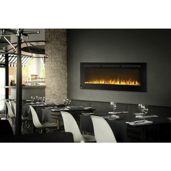 """Foyers électriques muraux Allure, 5000 BTU, 1500 W, 50"""""""
