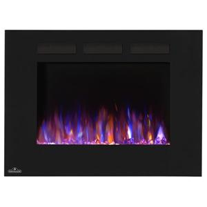 Napoleon Allure Wall Mount Electric Fireplace - 5000BTU - 1500W - 32-in