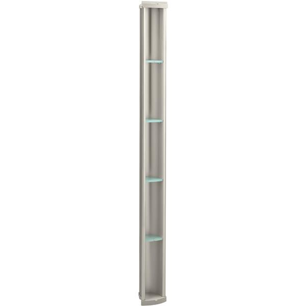 Awesome Kohler Co Pilaster Shower Locker Storage 61 Aluminum Home Interior And Landscaping Ologienasavecom