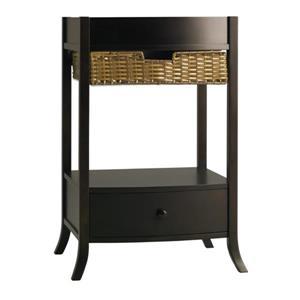 Kohler Archer 24-in Black Bathroom Vanity Cabinet