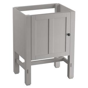 Kohler Tresham 24-in Grey Bathroom Vanity Cabinet