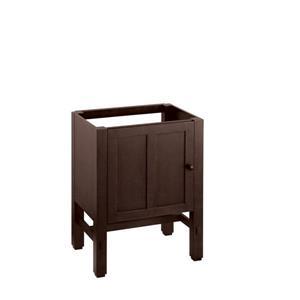 Kohler Tresham 24-in Brown Bathroom Vanity Cabinet