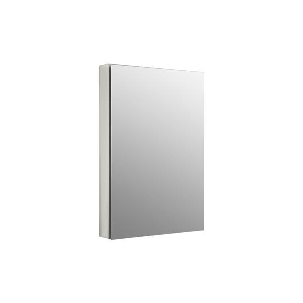 KOHLER Catalan Medicine Cabinet - 36.13-in - Aluminum