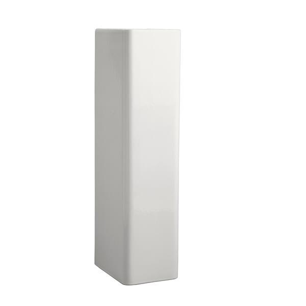 KOHLER Rêve Pedestal - 7.7-in x 29.4-in - Vitreous China - White