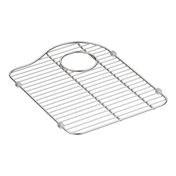 KOHLER Hartland Sink Rack - 12.7-in - Stainless steel