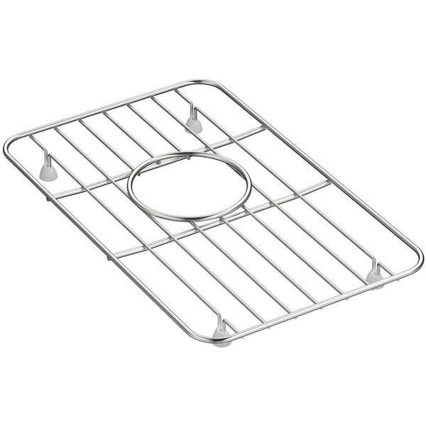 KOHLER Whitehaven Sink Rack - 9.1-in - Stainless steel