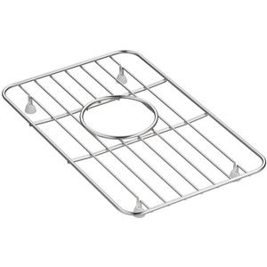 KOHLER Whitehaven Sink Rack - 9.1-in - Stainless steel