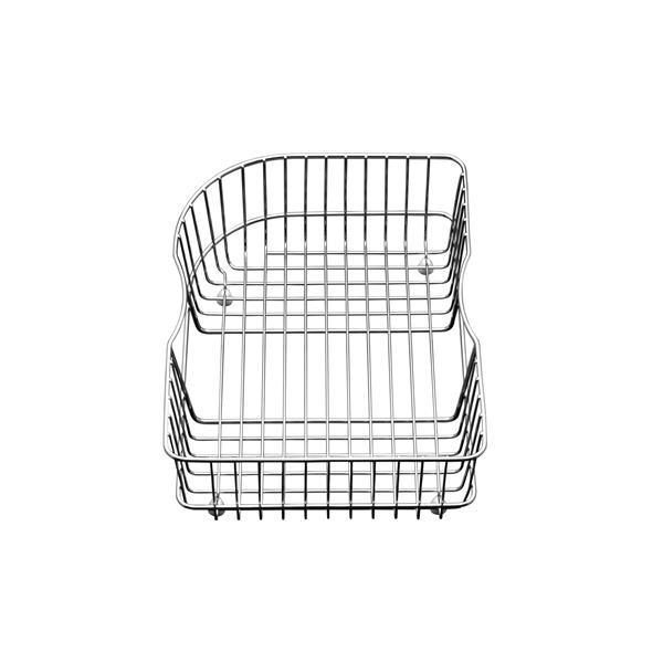 KOHLER Sink Rack - 15.7-in - Stainless steel
