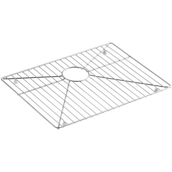 KOHLER Sink Rack - 21.25-in - Stainless steel