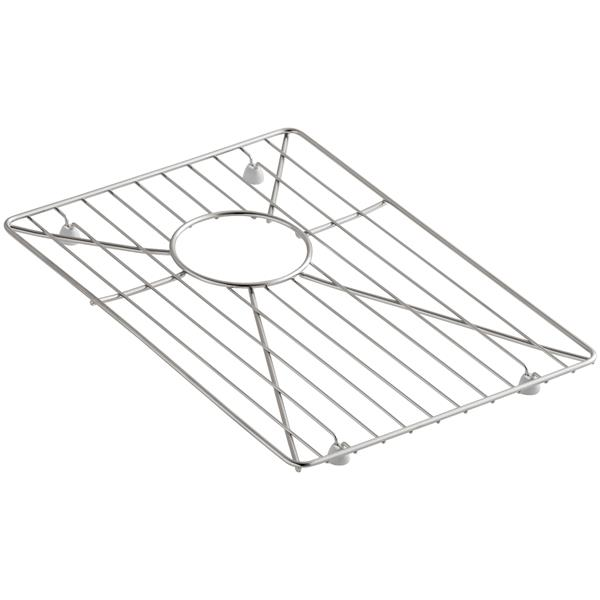KOHLER Sink Rack - 15.9-in - Stainless steel