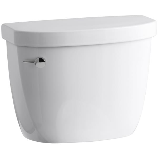 KOHLER Toilet Tank with AquaPiston - 17.63-in - White