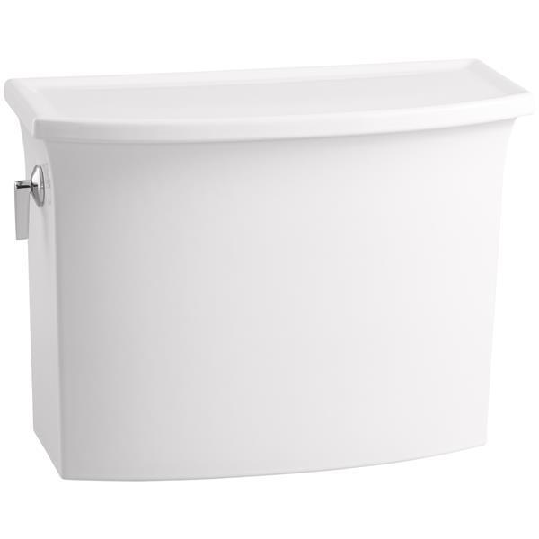 KOHLER Archer Toilet Tank - 17.69-in x 13.5-in - White