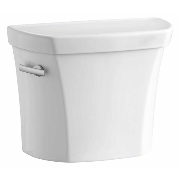 KOHLER Wellworth Toilet Tank with Insuliner - 18-in - White