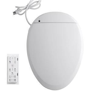 KOHLER C3-2 Toilet Seat - 20.25-in - Plastic - White