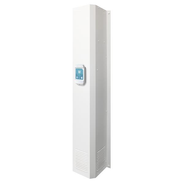 Système de ventilation ClariTech pour demi sous-sol