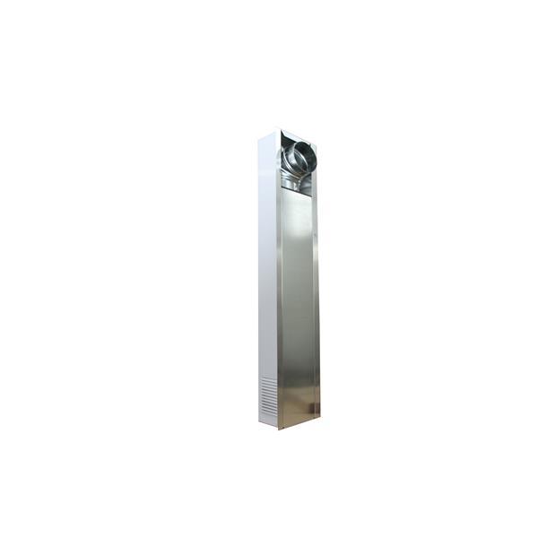 Basement Digital Ventilation System High Capacity