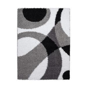 Tapis turc, 5,3' x 7,5', polypropylène, multicolore