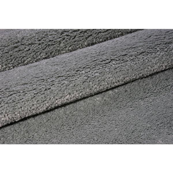 La Dole Rugs®  Candy Area Rug - 5.3' x 7.5' - Polypropylene - Aqua/Green
