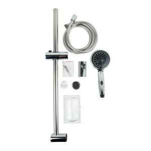 Toolway Hand Shower with Five Spray Patterns - 5 Sprays