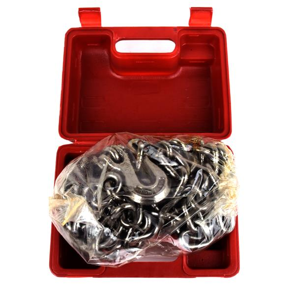 "Matrix Toolway Utility Chain with Hooks - 3/8"" x 18'"