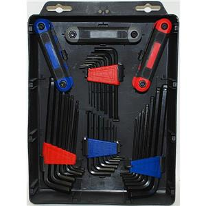 Matrix Toolway 55-Piece Hex Key Set